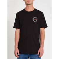 Tee Shirt Volcom Dither Black 2021