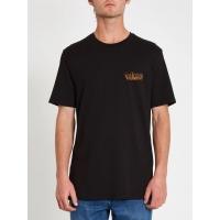 Tee Shirt Volcom Burgoo Black 2021