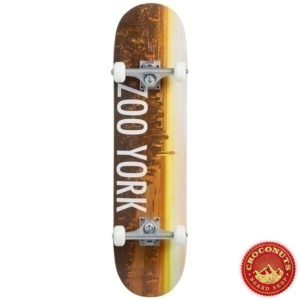Skate Complet Zoo York Sunrise Multi 8.25 2021