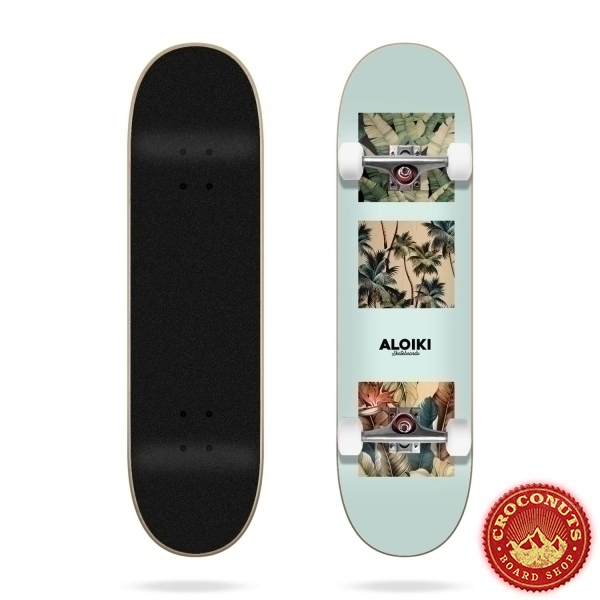 Skate Complet Aloiki Zicatela 7.75 2021