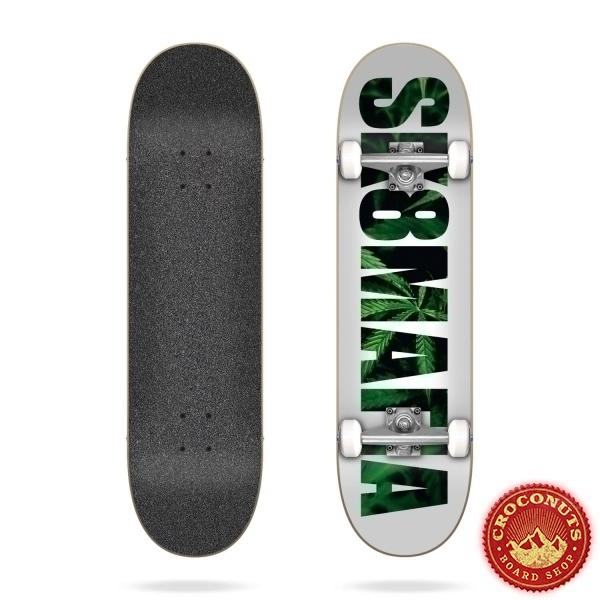 Skate Complet Sk8mafia OG Logo Leaves 8.25 2021