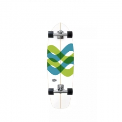 Surfskate Triton By  Carver Signal 2021 pour homme