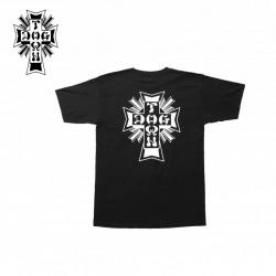 Tee Shirt Dogtown Cross Logo Black 2021 pour homme
