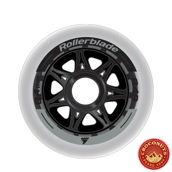 Roues Rollerblade 84MM 84A 2021