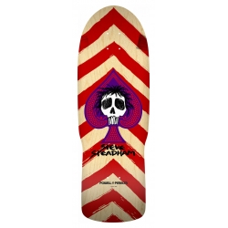 Deck Powell Peralta Reissue Steadham Spade Red 10 2021 pour homme