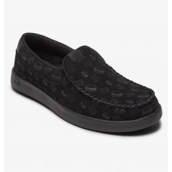 Shoes DC Shoes Bob's Burgers Villain Black Grey 2021 pour homme