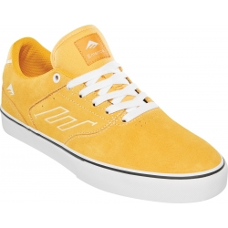 Shoes Emerica The Low Vulc Yellow White 2021 pour