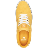 Shoes Emerica The Low Vulc Yellow White 2021