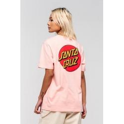Tee Shirt Santa Cruz Classic Dot Blossom 2021 pour femme