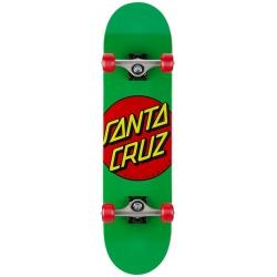 Skate Complet Santa Cruz Classic Dot 7.8 2021 pour