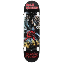 Skate Complet Zero Iron Maiden Number Of The Beast 8 2021 pour