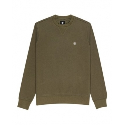 Sweat Element Crew Army 2021 pour homme