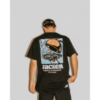 Tee Shirt Jacker Don's Dinner Black 2021