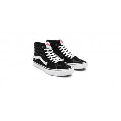 Shoes Vans Skate Sk8-Hi Black White 2021 pour