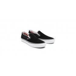 Shoes Vans Skate Slip On Black White 2021 pour