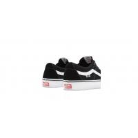 Shoes Vans Skate Sk8 Low Black White 2021