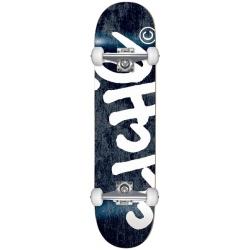 Skate Complet Cliche Mini Handwritten Black 2020 pour homme