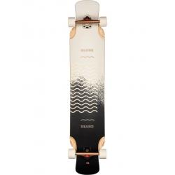 Longboard Globe Geminin XL Spray Wave Black Copper 2021 pour homme