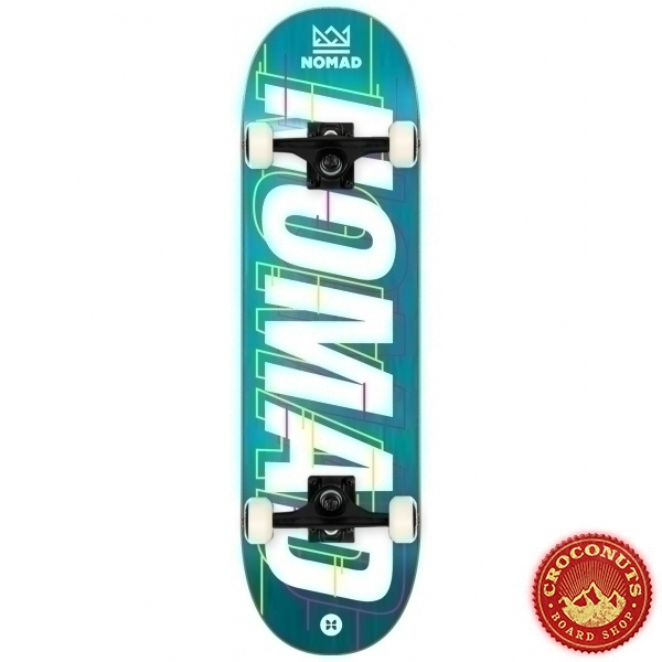 Skate Complet Nomad Glitch Tiffany 8 2020