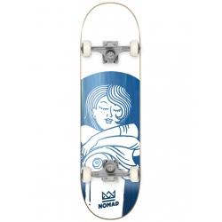Skate Complet Nomad Boobies Blue 7.875 2020 pour homme