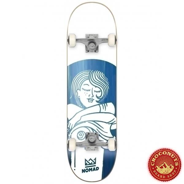 Skate Complet Nomad Boobies Blue 7.875 2020