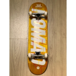 Skate Complet Nomad Glitch Lime 8 2021 pour homme