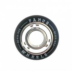 Roues Famus Silver Black 60mm 2021 pour homme