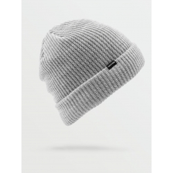 Bonnet Volcom Sweep Lined Heather Grey 2021 pour homme