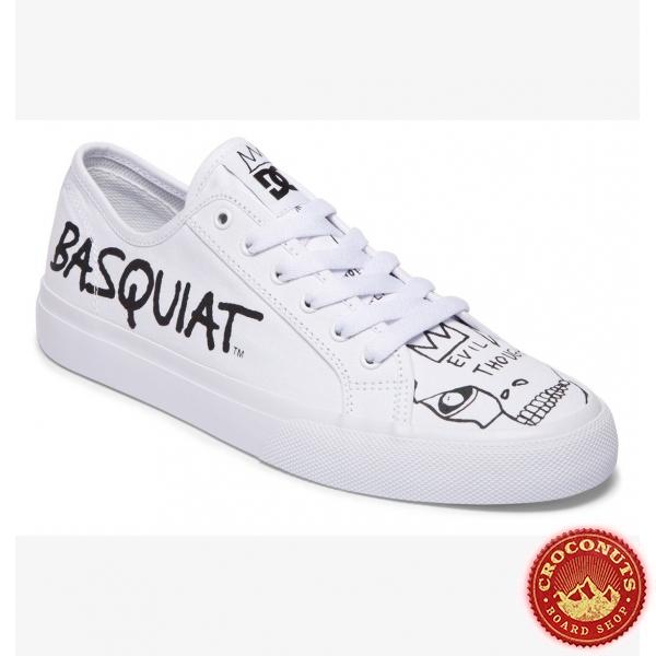 Shoes DC Shoes Manual Basquiat  2021