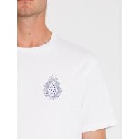 Tee Shirt Volcom Coral Morph White 2021