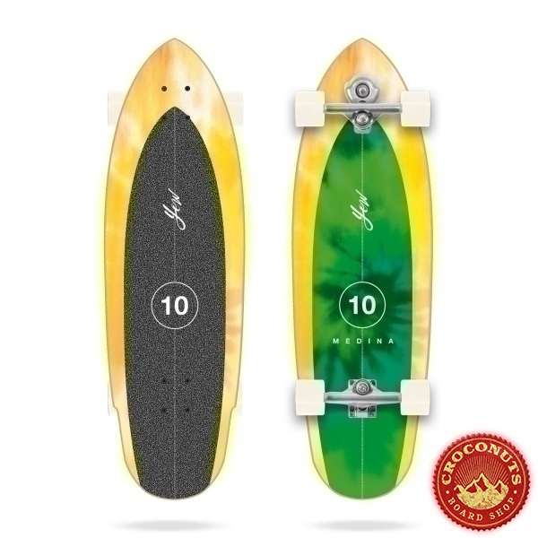 Surfskate Yow Medina Tie Dye Signature Series  2021
