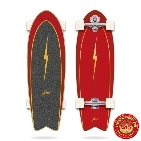 Surfskate Yow Pipe Power Surfing Series 2021