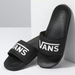 Claquettes Vans La Coste Slide-On Black 2021 pour