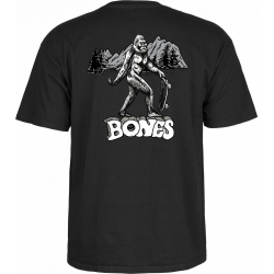 Tee Shirt Bones Heritage Big B Black 2021 pour