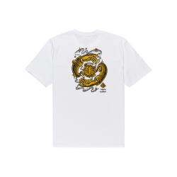 Tee Shirt Element Rotation Optic White 2021 pour