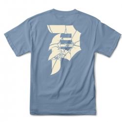 Tee Shirt Primitive Breakthrough Slate 2021 pour homme