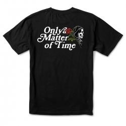 Tee Shirt Primitive Matter Of Time Black 2021 pour homme