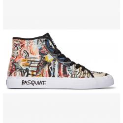 Shoes DC Shoes Manual Hi Basquiat 2020 pour homme