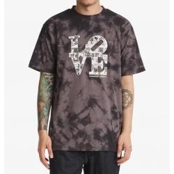 Tee Shirt DC Shoes Blabac Josh Kalis Lovepark Black 2021 pour homme