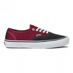 Shoes Vans Authentic Skate Asphalt Pomegranate 2021 pour