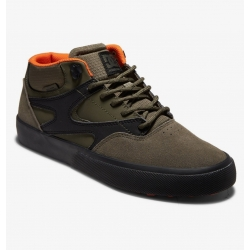 Chaussures DC Shoes Kalis Mid Army Green 2021 pour