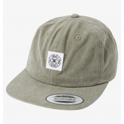 Casquette Dc Shoes Stamped Snapback Ivy Green 2021 pour