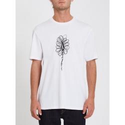 Tee Shirt Volcom Issam Hand White 2021 pour