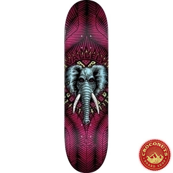 Deck Powell Peralta PP Vallely Elephant Pink 8.75 2021