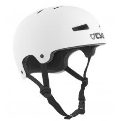 Casque TSG Evo Solid Color Satin White 2020 pour