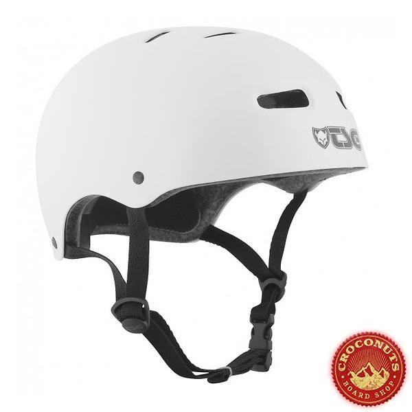 Casque TSG Skate BMX White 2021