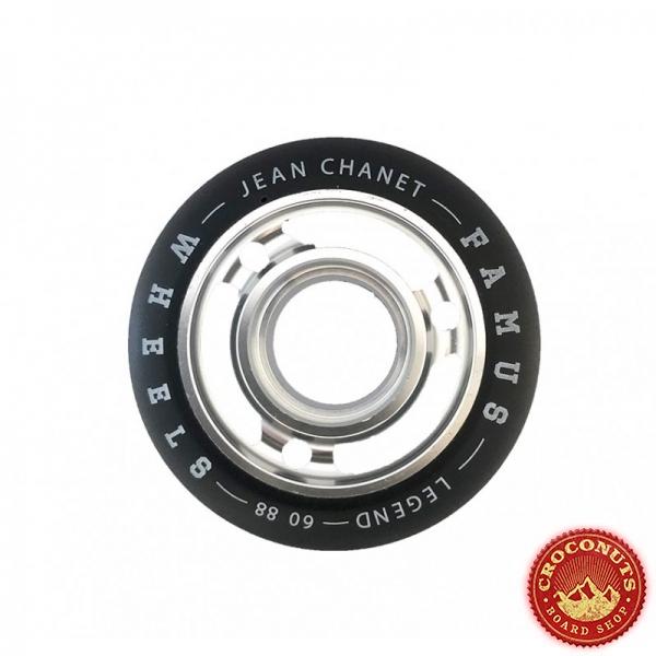 Roues Famus Legend Jean Chanet Silver Black 2021