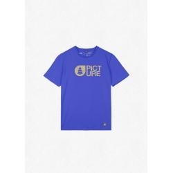 Tee Shirt Picture Basement Cork Electric Blue 2022 pour