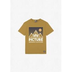 Tee Shirt Picture Sundowner Dark Golden 2022 pour
