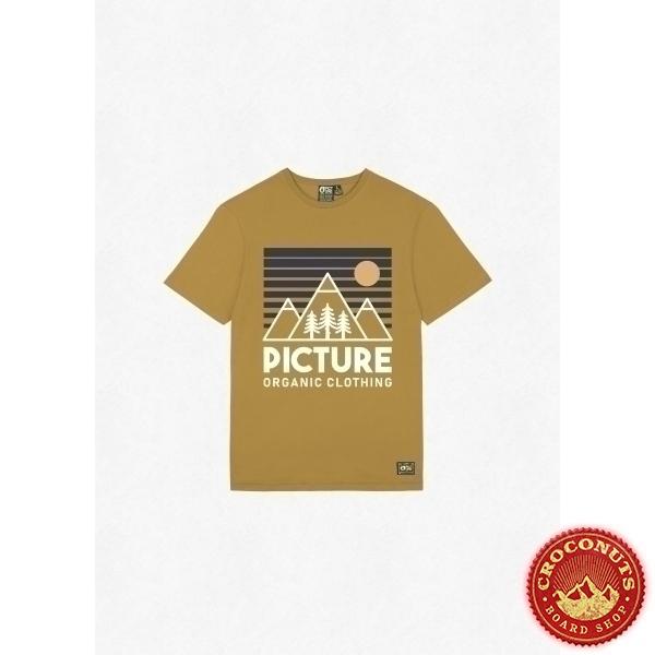 Tee Shirt Picture Sundowner Dark Golden 2022